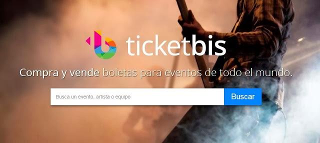 Ticketbis venta de entradas