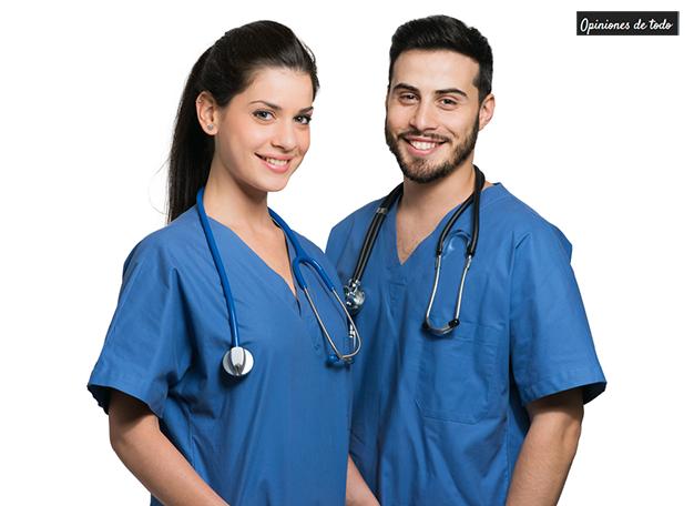 Opiniones sobre las preparaciones de oposiciones en MasterD para Sanidad