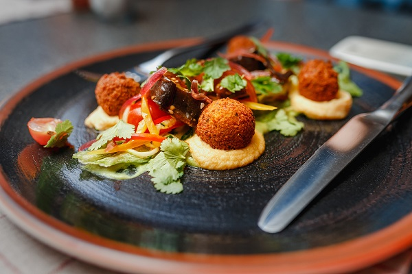 ocioneo ventajas reservar restaurante vegetariano