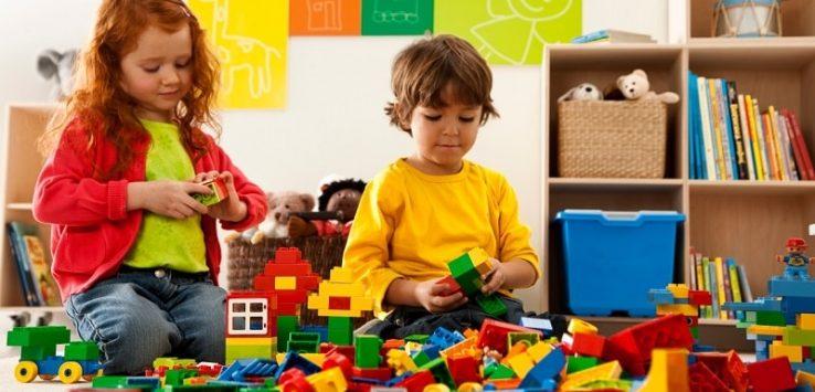 Mejores juguetes segun la edad de los niños