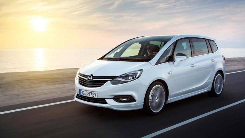 Opel Zafira en concesionarios Luis Batalla