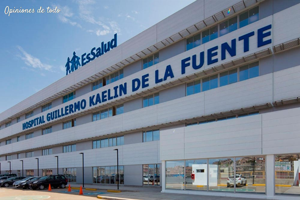 Hospital Guillermo kaelin de la fuente