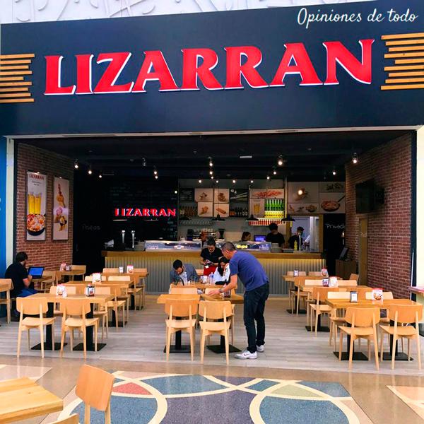Las franquicias Lizarran en el aeropuerto de Fuerteventura