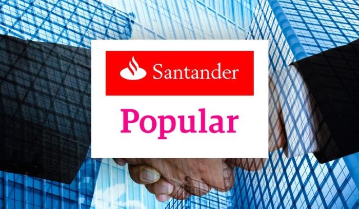 Vozpópuli informa de la compra del Banco Popular
