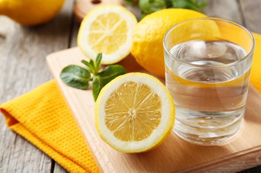 Vitalis Bienestar agua con limón ayunas