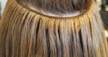 Es sano utilizar de forma constante las extensiones de pelo