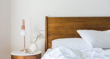 cama con colchon marmota